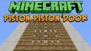 Download How To Build A Piston Gate On Minecraft 1.5.1 Mp3 and Videos