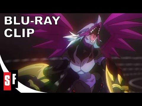Digimon Adventure Tri: Determination - Clip: Palmon And Gomamon Versus Imperialdramon