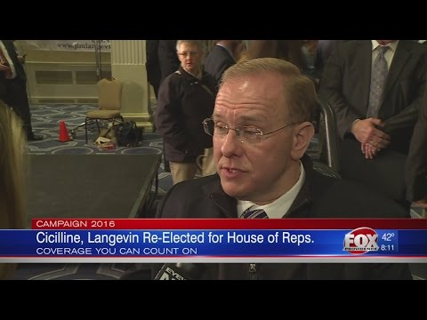Langevin, Cicilline re-elected for House of Representatives