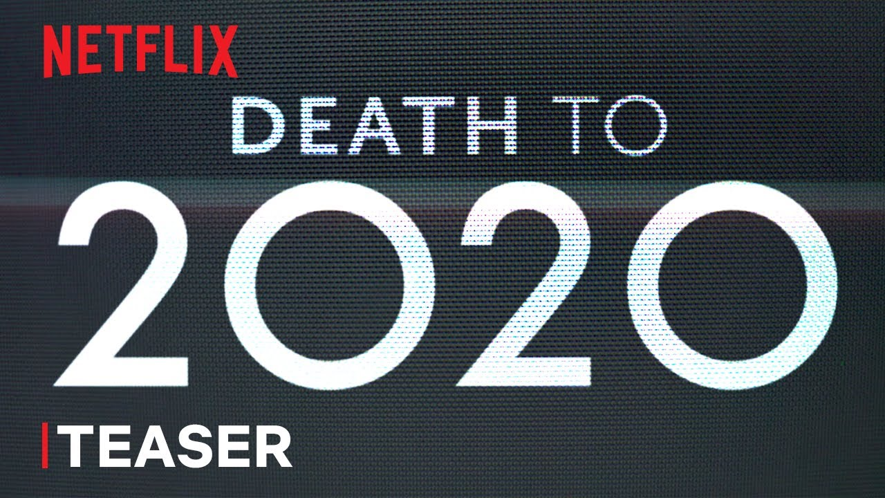 """New Project: """"Death to 2020"""""""