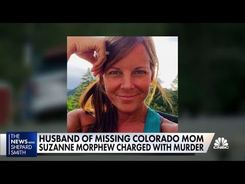 Suzanne Morphew: Husband of missing Colorado mother charged ...