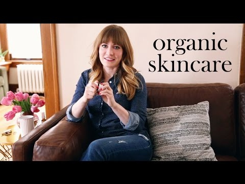 Favorite Organic Skincare Products