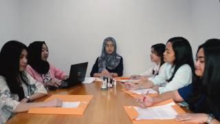 Simulasi Rapat Kelompok 3 - Penurunan Pemasaran Produk
