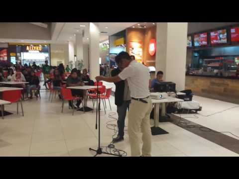 Kalimba Y Reik En El Mall Del Sur - No Puedo Dejarte De Amar