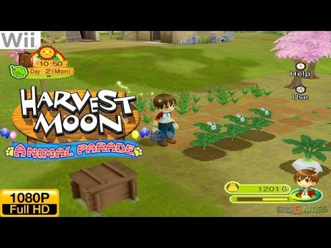 Harvest Moon Tree Of Tranquility Para Pc