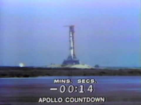 Apollo 11 Launch As It Happened