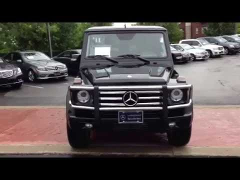 2011 mercedes benz g550 from crown mercedes benz of dublin