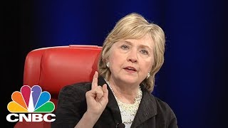 Hillary Clinton: Russians Influenced Voters In The Election | CNBC