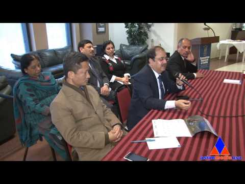 02-01-2014 Interactive Dialog between Indian community and Consulate General of India Chicago