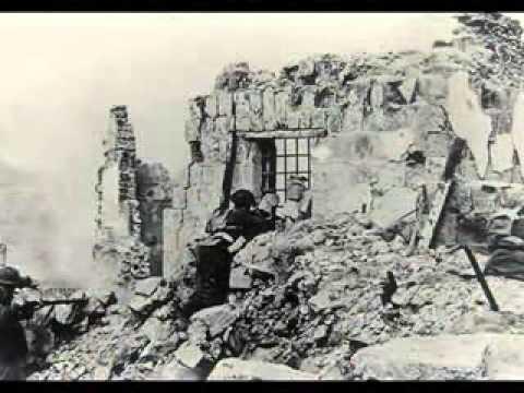 Marsz II Korpusu - Generał Władysław Anders - Monte Cassino - Marsz Drugiego Korpusu