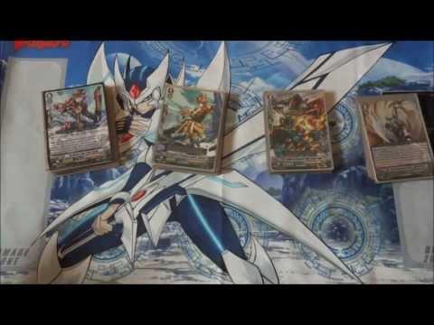 Cardfight!! Vanguard - (Pre-Set 9) Ezel Gold Paladin Deck Profile 6/27/2013 (JCcalonge)