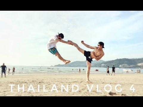THAILAND VLOG 4: PHUKET! (BEACH, FOOD, & BANGLA ROAD)