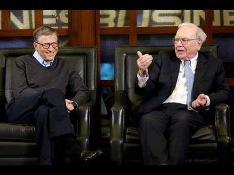 Advice from the World's Two Richest Men  (Bill Gates & Warren Buffet)
