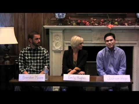 Lecture: Alumni Internship Panel