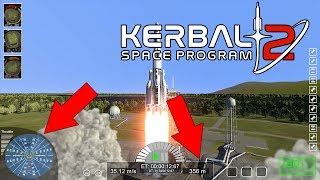 Secrets of the Kerbal Space Program 2 User Interface Revealed