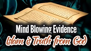 Mind Blowing Evidence Islam Is Truth From God & How To Become Muslim