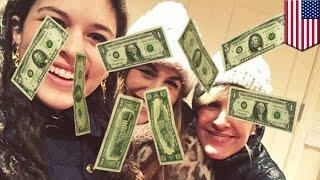 Миллионер оставил дочкам по 10 млн долларов, но не просто так!
