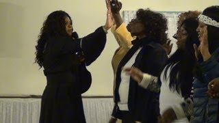 Woman of war conference, Pastor Paula Cooke When Conflict Clashes with Destiny. Pt.1 HD
