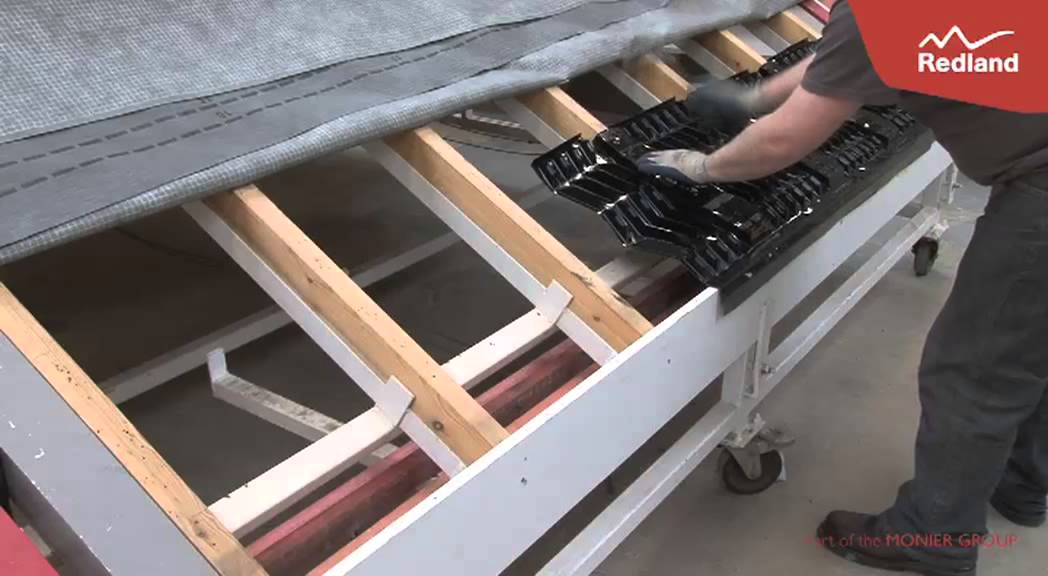 Redvent Eaves Vent System Installation Video Youtube
