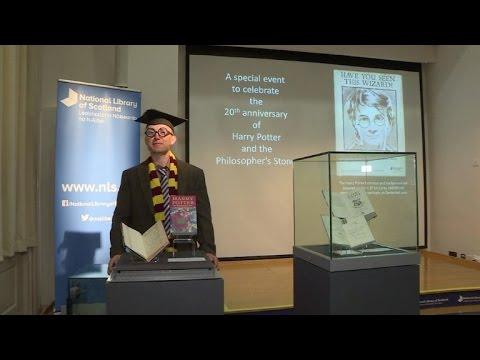 Fãs comemoram 20 anos de Harry Potter