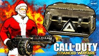 LEAKED GINGERBREAD GEAR! - Advanced Warfare Holiday Supply Drop Bundle Announced (COD AW)