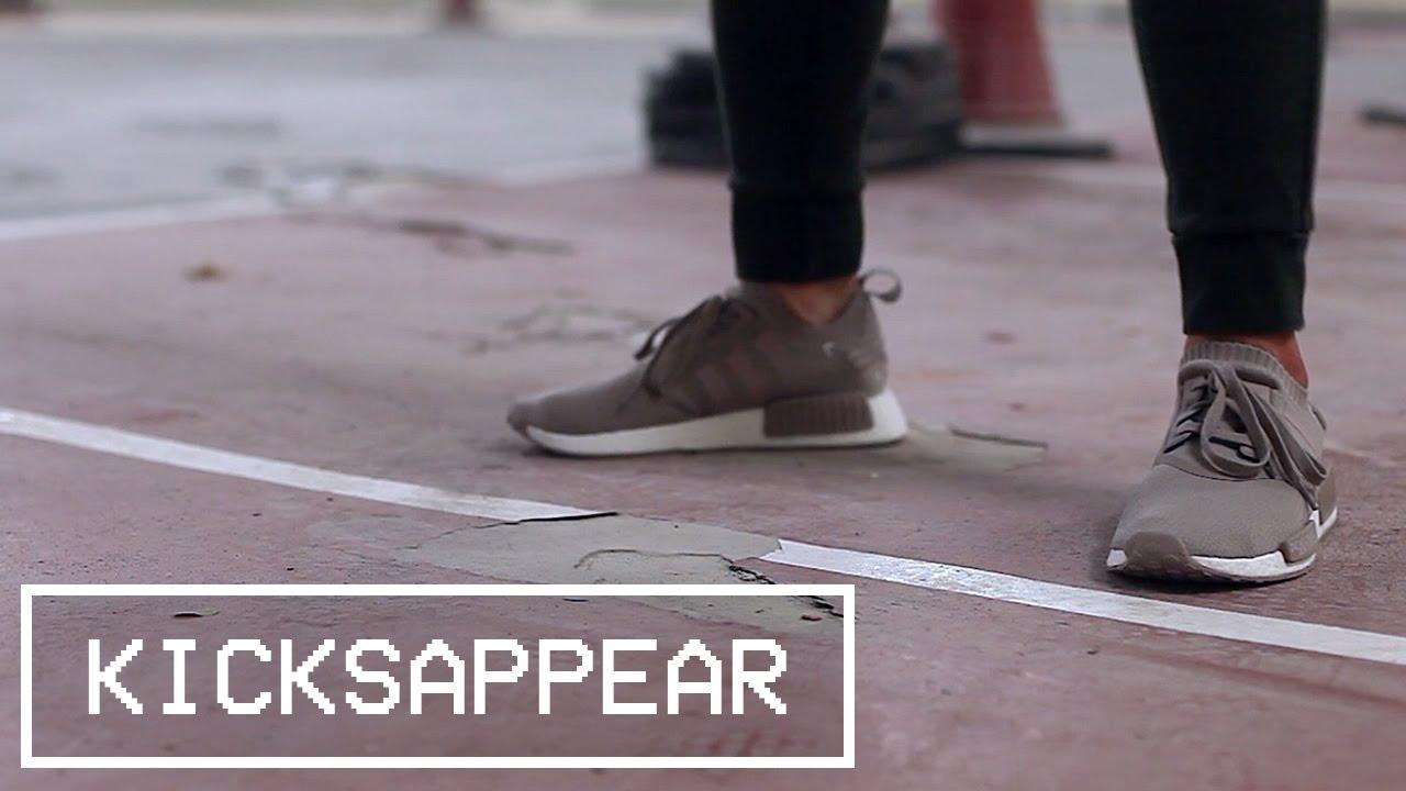 2a5ce0ac1 On Feet  Adidas NMD R1 PRIMEKNIT