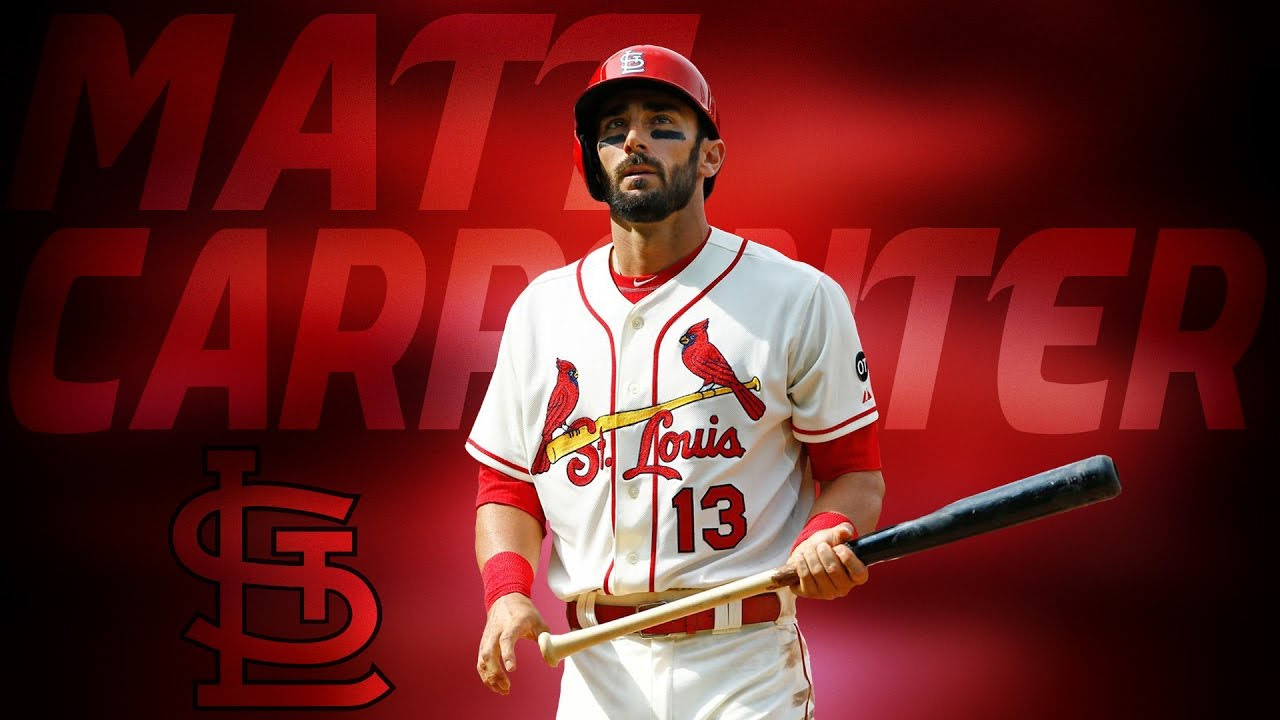 Matt Carpenter | 2016 Cardinals Highlights Mix ᴴᴰ