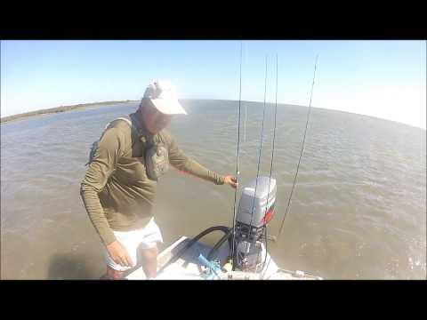 Wade Fishing Port O'Connor