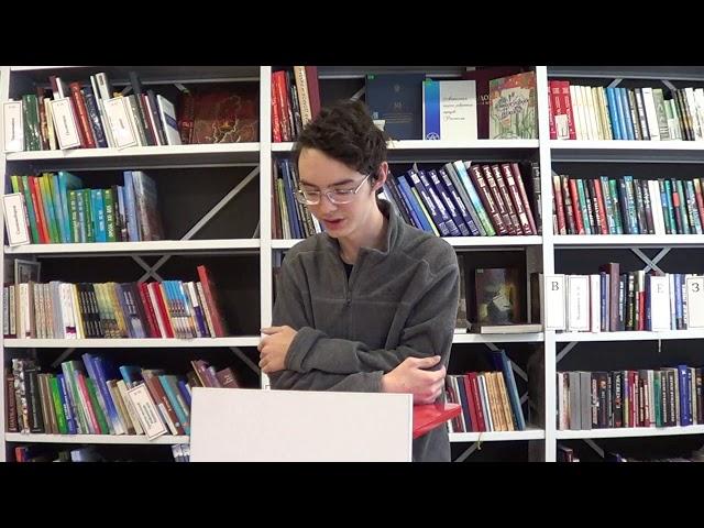 Изображение предпросмотра прочтения – ЕгорГригорьев читает авторское произведение «Если все слишком плохо»