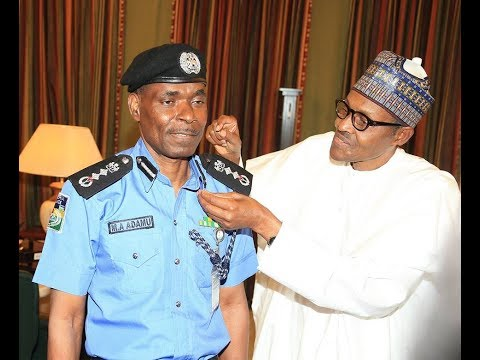 15 facts about Nigeria's new police IG, Mohammed Abubakar Adamu