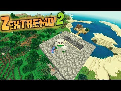 El gran faro!   Z extremo 2 / Minecraft serie survival #36