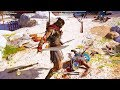 17 Minutes of Assassin's Creed Odyssey Gameplay (E3 2018) RPG Game