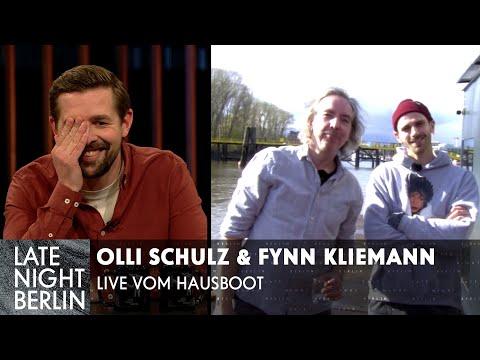Was macht das Hausboot? Liveschalte zu Fynn Kliemann und Olli Schulz | Late Night Berlin | ProSieben