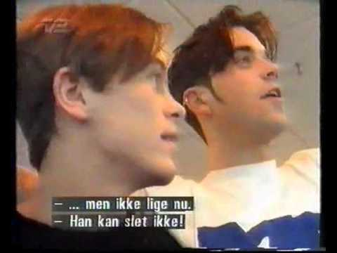 Take That Danish Interview