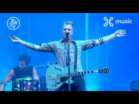 Queens of the Stone Age - Feet Don't Fail Me (Live Rock Werchter 2018)