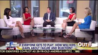 Andrea Tantaros & Ainsley Earhardt Outnumbered 03-26-15