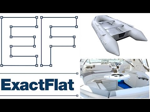 Using Exactflat for Marine Products