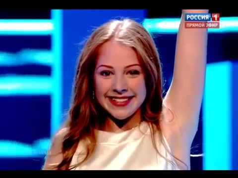 "Junior Eurovision 2012  Russia  Лерика ""Сенсация""  Детское Евровидение"