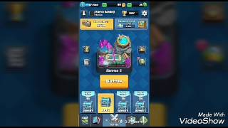 I'm opposed to a Level 8 | Clash Royale Gamers (1)