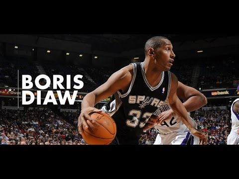 Boris Diaw Passing Clinic - Video Analysis [ NBA Finales 2014 ]