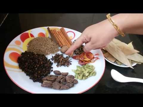 Homemade Garam Masala Recipe In Hindi | Garam Masala | My Kitchen My Dish
