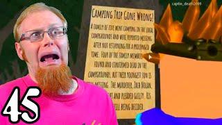 CAMPING TRIP GONE WRONG ~ Roblox Part 45 ~ Mo Streams