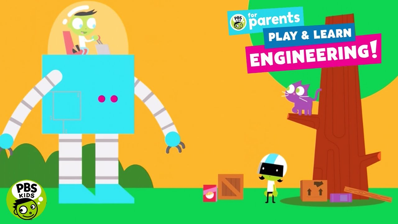 Play and Learn Engineering - PLAYING ROBO BUILDER WITH DEL AND DEE
