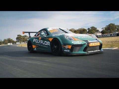 Porsche Carrera Cup Australia - Dale Wood Launch