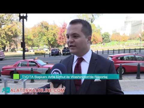 TYDTA Başkanı Arda Ermut ile Washington'da Röportaj