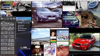 Set Instagram Photos as Wallpaper - InstaLive Wallpaper Review for Mac
