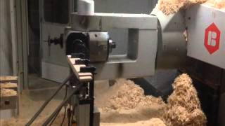 "CNC Woodworking machine 5 axis ""CMS Balestrini"""