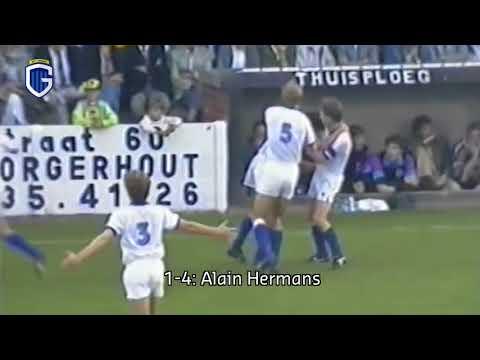 KRC Genk 30ste seizoen – 1990: Promotie tegen Zwarte Leeuw