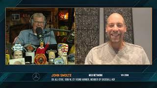 John Smoltz on tнe Dan Patrick Show (Full Interview) 07/27/20