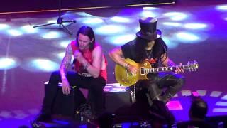 Starlight - Slash con Myles Kennedy & The Conspirators (17-05-2019)